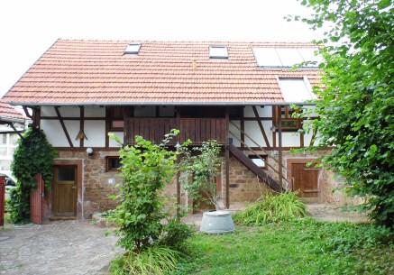 ferienhaus momart bad k nig im odenwald. Black Bedroom Furniture Sets. Home Design Ideas